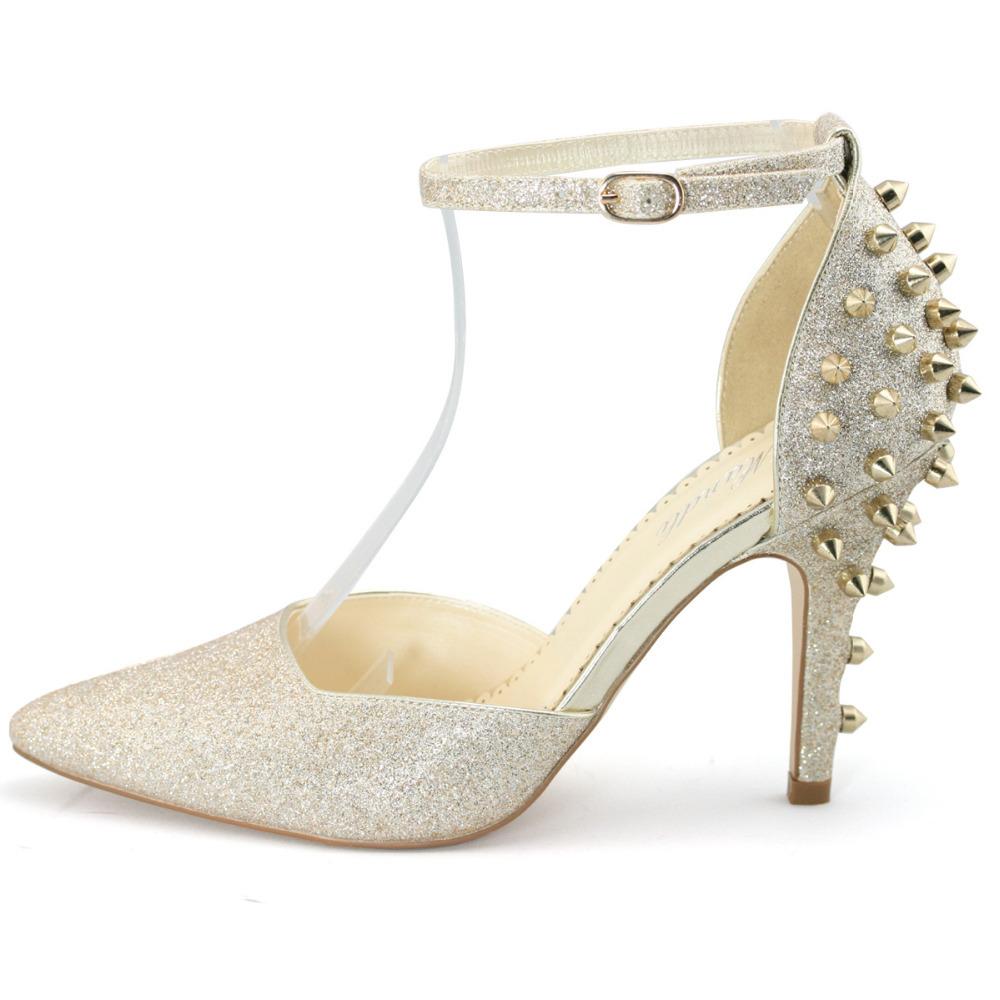 Sexy Studded Heels