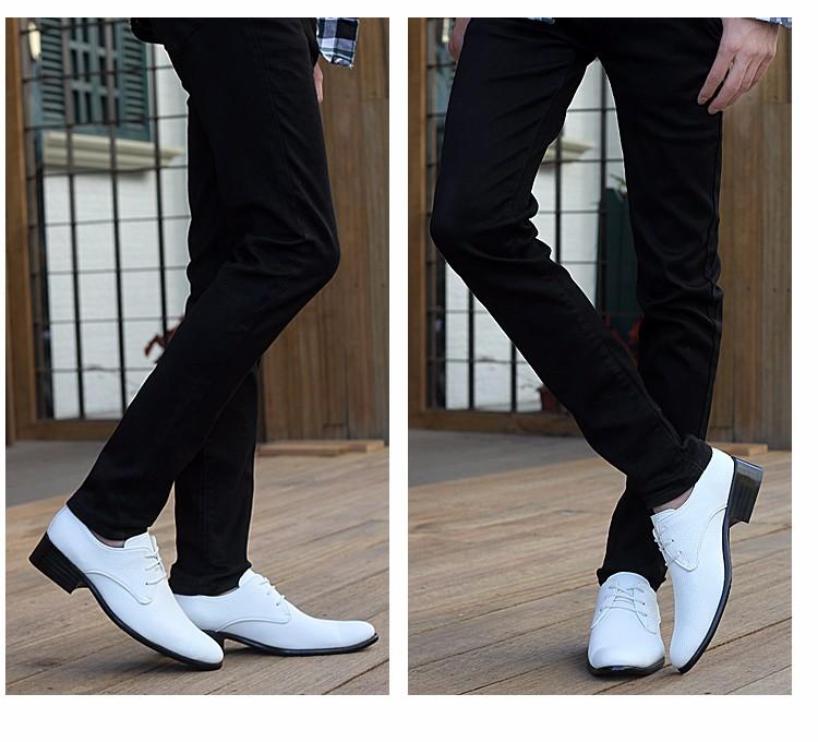 Кожаные ботинки квартиры мода оксфорд обувь для мужчин Высокое качество свадебные туфли квартиры мужчин оксфорды