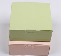 High Quality Wholesale Free shipping 60pcs/lot 12*12*4cm fashion mooncake packaging box,baking food paper box