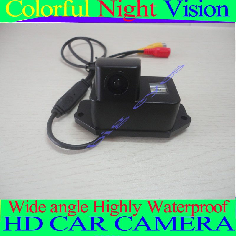 CCD HD Rearview Camera for Mitsubishi Lancer Back Up View,Reversing camera free shipping sale(China (Mainland))
