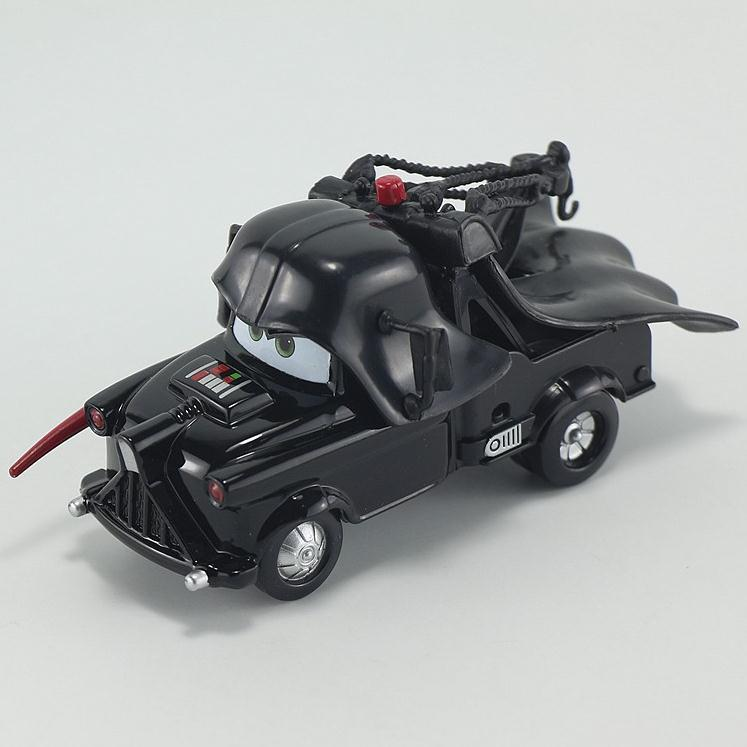 Pixar Cars Star Wars Mater as Darth Vader Diecast Metal Toy Car For Children 1:55 Loose Brand New In Stock Lightning McQueen(China (Mainland))