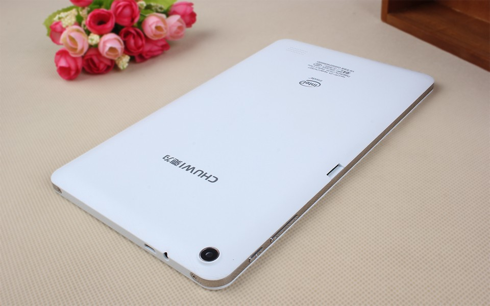 original Chuwi Hi8 Dual Boot OS Tablet PC Z3736F Quad Core 2GB 32GB 8 inch 1920x1200