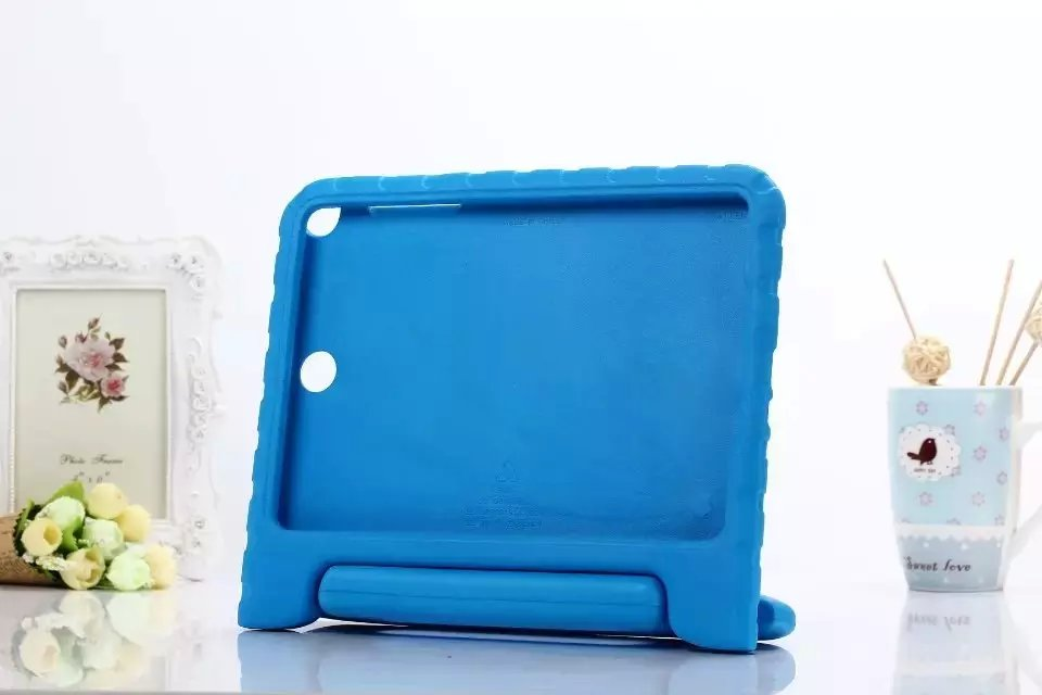 For Samsung Galaxy Tab A 8.0 Shockproof Case EVA Foam Kids Case Cover Handle Stand Case For Galaxy Tab A 8.0 355 T350 Tablet