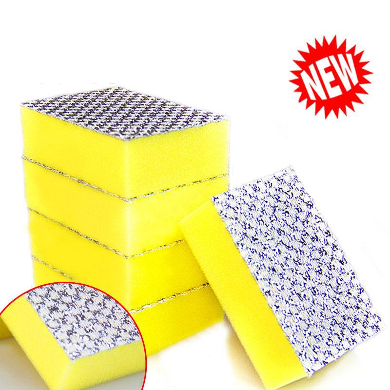 10 pcs/lot Super Clean Magic Sponge Eraser Melamine Sponge Cleaner Kitchen Bathroom Cleaning tools melaminovye gubki No 100(China (Mainland))