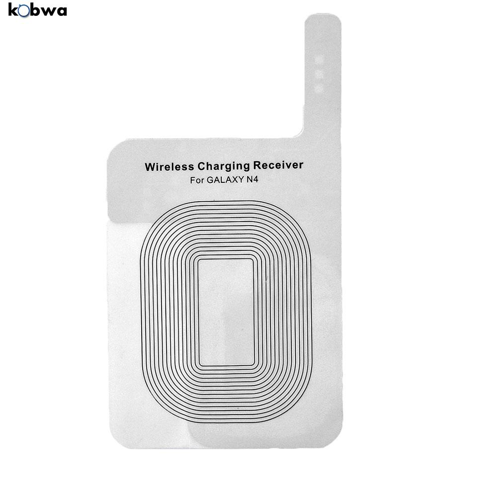 Mogoi Qi Itian Slim Wireless Charging Receiver Patch Card Module for Samsung Note4(China (Mainland))