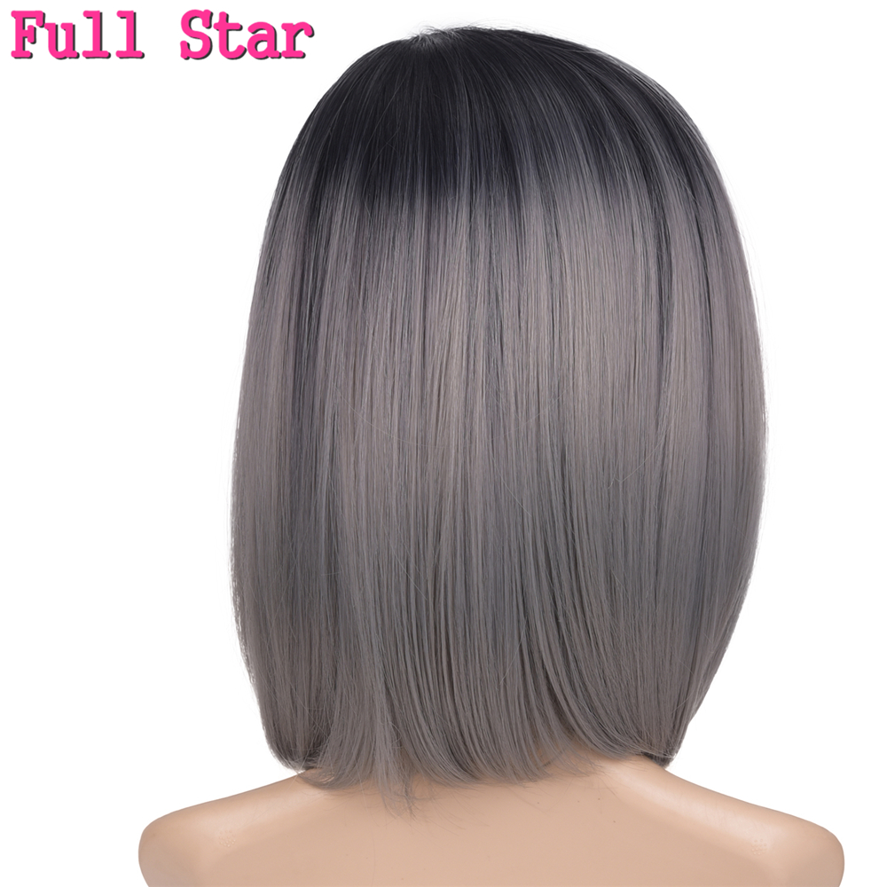 synthetic wig Full Star194