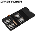 CRAZY POWER 1Set 25 in 1 Torx Screwdriver Repair Hand Tools Kits Set For iPhone Cellphone