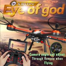 Update JJRC H11D FPV RC Quadcopter font b Drone b font FPV 5 8G Real Time