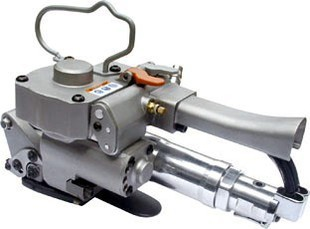 AQD19 Pneumatic strapping packaging tool hand held tool for PP PET belt banding plastic bander strapper tools equipment AQD25