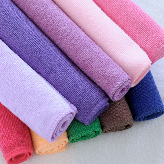 260g / m knitted microfiber towel 30 * 70 beauty towel dry hair towel manufacturers, wholesale(China (Mainland))