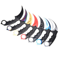 Hot Handmade Hunting Karambit Knife CS GO Never Fade Counter Strike Fighting Survival Tactical Knife Claw