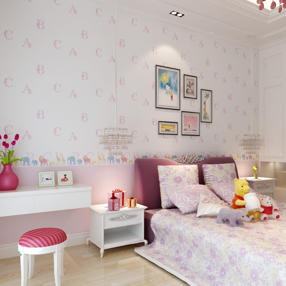 papier peint chambre enfants plan de maison moderne. Black Bedroom Furniture Sets. Home Design Ideas