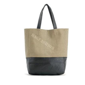 korean handbag women pu design purse and handbags women Shoulder Bag Snake Skin Ladies fashion Bags 24