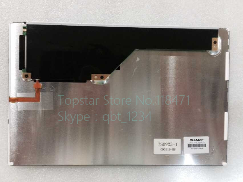 100%test 11 Inch LCD Panel LQ110Y1LG12 LCD Display Industrial Device Original LCD Screen(China (Mainland))