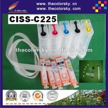 (CISS-C225) CISS continuous ink supply system for Canon pgi225 pgi 225 pgi-225 PIXMA IP4820/MG5120/MG5220/MG6120/MG8120 free dhl