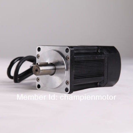 200w Small Electric Ac Motor With Driver In Ac Motor From