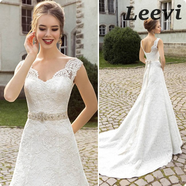 Lace Country Style Wedding Dresses | Wedding Gallery