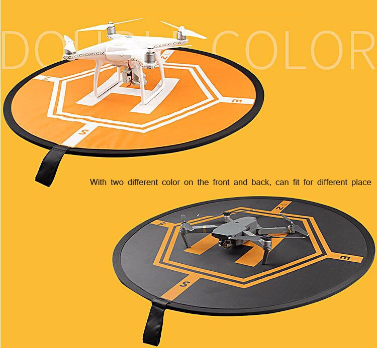 DJI Mavic PRO RC Drone takeoff landing pad foldable retractable parking Apron spare parts for Phantom 2/3/4 inspire 1 universal