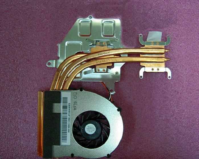New original laptop cooling fan with heatsink for SONY VPC F11 M930 F115 F116 F117 F118 F119 UDQFRRH01DF0<br><br>Aliexpress