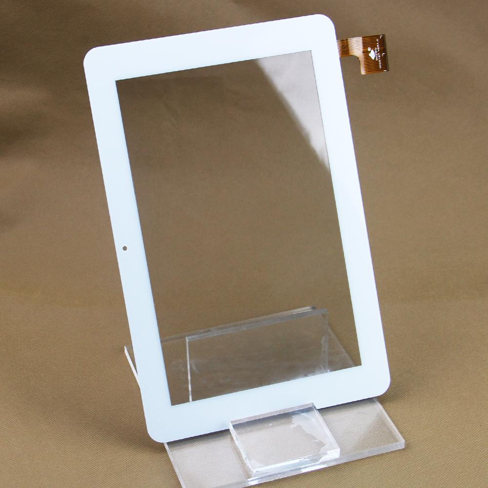 """White Color 10.1"""" Capacitive Touch Screen Replacement For Sanei N10 AMPE A10 TPC0187 VER1.0, 263*172mm(China (Mainland))"""
