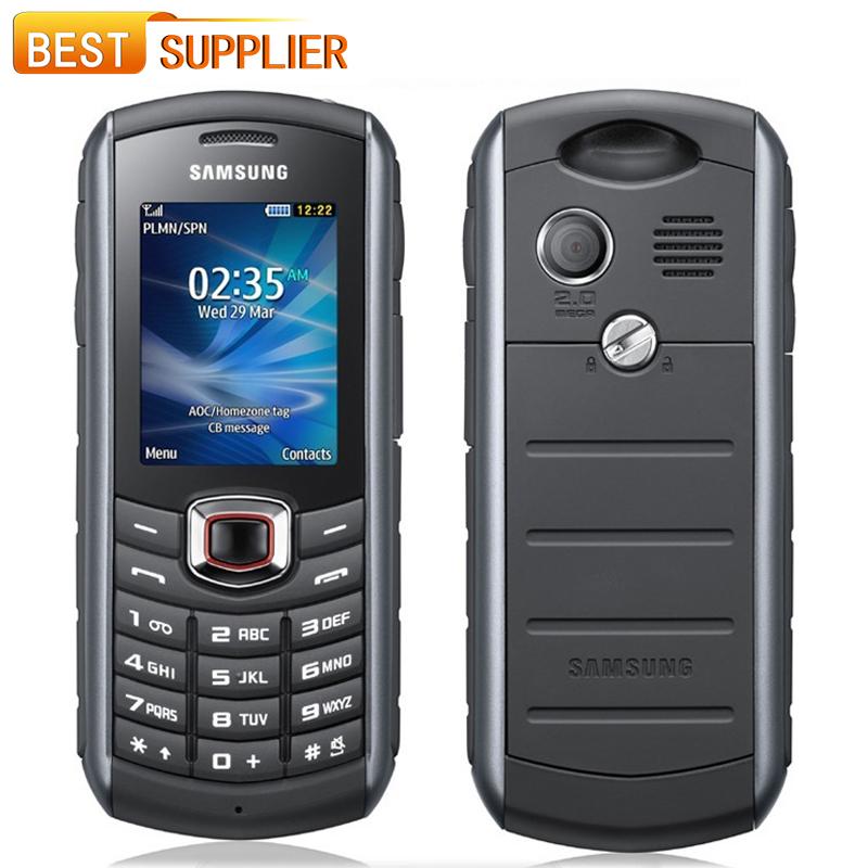 Hot selling Unlocked Original phone Samsung B2710 Cell Phone 3G GPS Bluetooth Camera Mp3 player refurbished Mobile phone(China (Mainland))