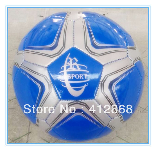 SIZE 5 PVC SOCCER BALL