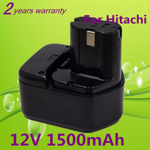 New 12V Ni-CD 1.5Ah Replacement Power Tool Battery for Hitachi EB1212S EB1214L EB1214S EB1230,EB1230H,EB1230X,EB1233X 323226(China (Mainland))