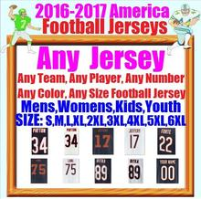 75 Kyle Long 89 Mike Ditka Jeremy Langford 6 Jay Cutler Kevin White Jersey Custom Cheap Sports Jerseys Mens Youth Womens 5xl 6xl(China (Mainland))