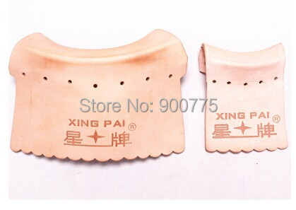 XING PAI leather pool table pockets sleeves / Leather Pool Table Pocket Shields Cut Outs/ Billiard Table Parts(China (Mainland))