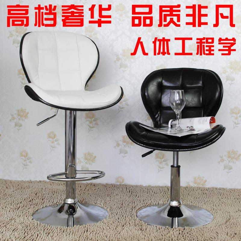 European bar chairs home stools Reception chair back lift stool Beauty Nail rotating<br><br>Aliexpress