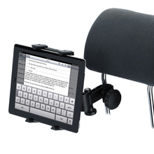 Free Shipping High Quality  Hot Sell Table Mount Holder for iPad 2/3/4 Tablet PC GPS Car Back Seat Headrest Mount Tablet Holder
