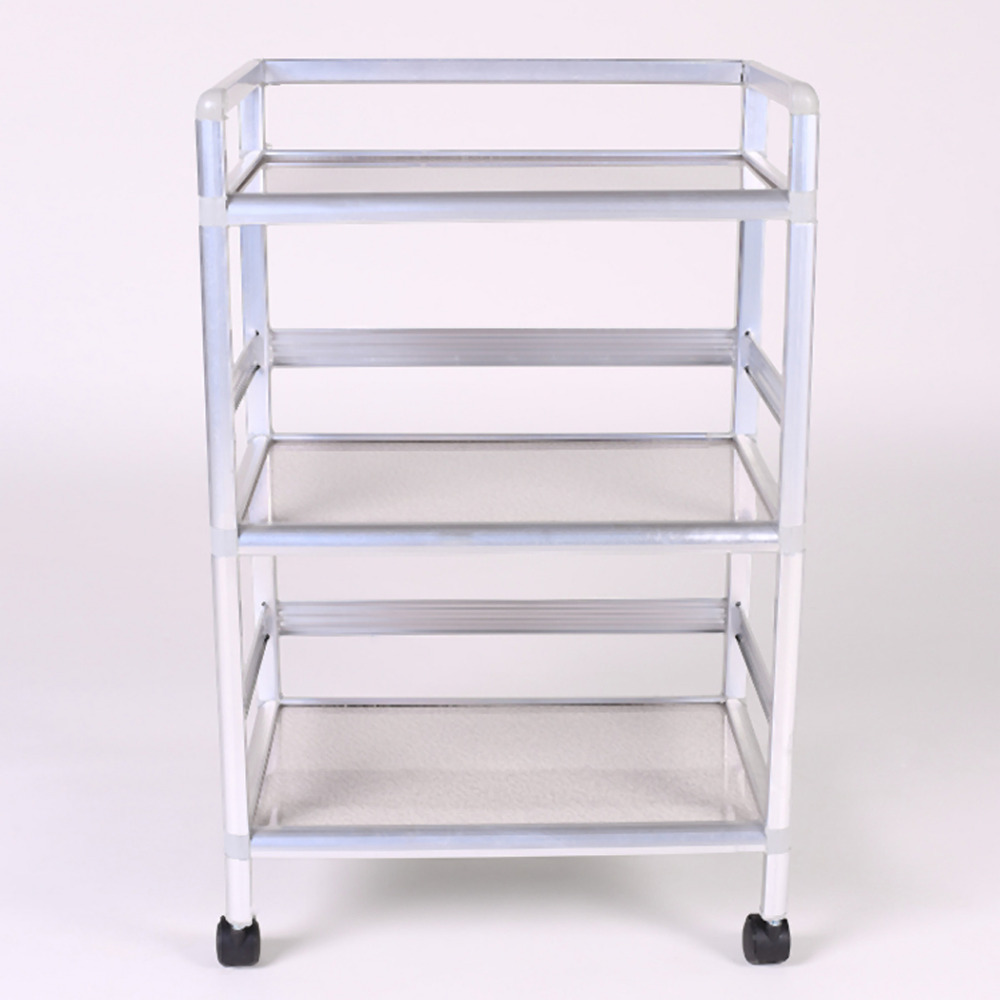 Homestyle salon furniture spa trolly equipment 3 shelves for Furniture y equipment
