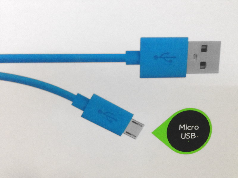 Free Shipping Micro USB For Belkin 1.2M USB 2.0 Data Sync Charger Cable For Samsung Galaxy S6 S5 i9300 i9220(China (Mainland))