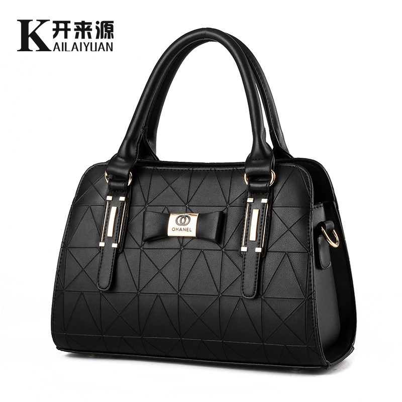 The new 2016 women bag handbag fashion han edition stereotypes sweet vogue female bag worn one shoulder bag<br><br>Aliexpress