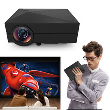 Portable Digital LED HD1080P Mini Projector Beamer GM60 with HDMI Home theater cinema 100 Inch proyector 1000LM