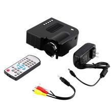UC28 PRO HDMI Mini Portátil LED Proyector Home Cinema Teatro de Entretenimiento Al Por Mayor