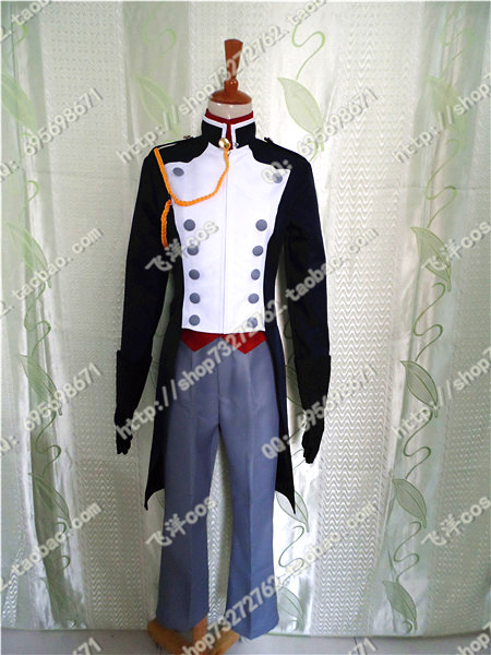 Unlight william cosplay costume any sizeОдежда и ак�е��уары<br><br><br>Aliexpress