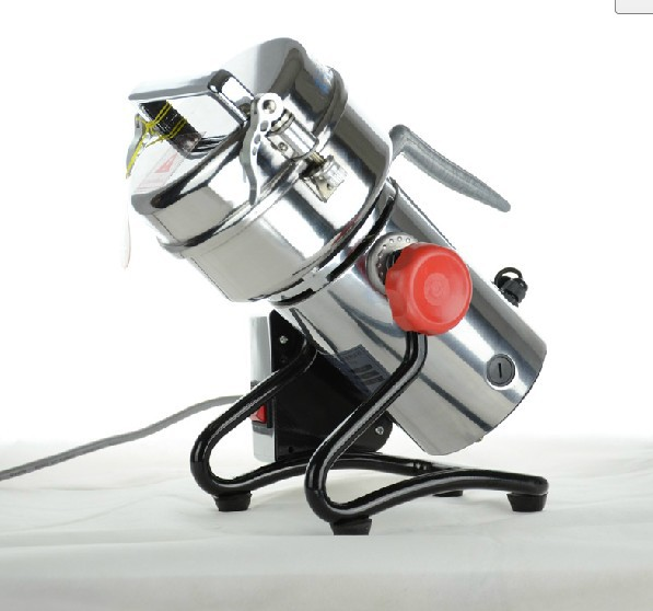 on sale 500g swing type full stainless steel/ food grinder/ spices,bean grinding machine/herb mill/coffee mill(China (Mainland))
