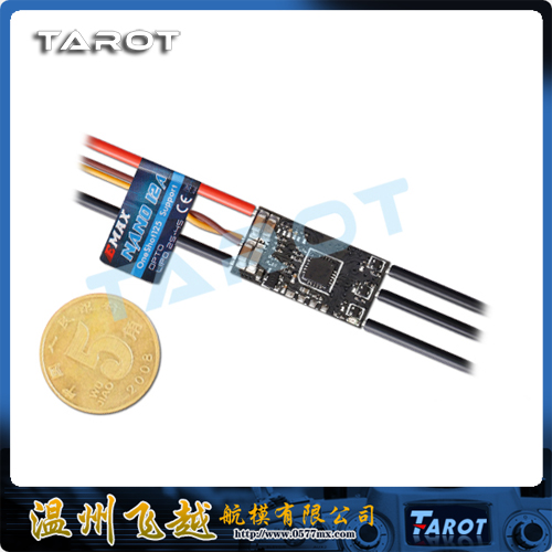 Free Shipping Latest NANO12A Electrically Tunable Multi Rotor 12A Mini Electric Speed Controller Support OneShot