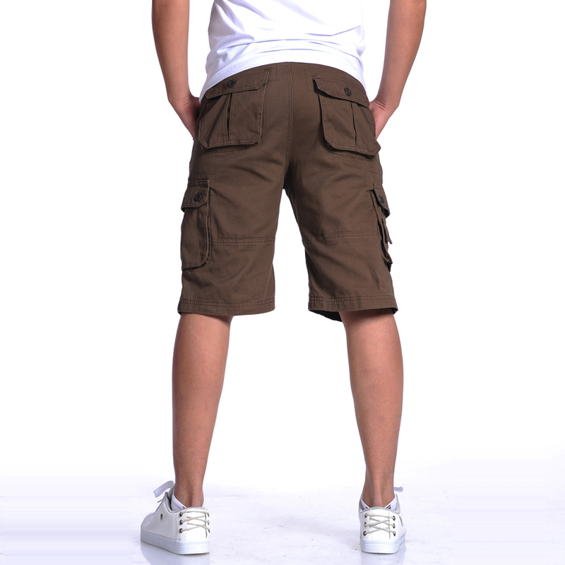AIEOE Men Cargo Short Pants Summer Loose Fit Casual Shorts with Pockets Plus Size Discover Prime Music · Save with Our Low Prices · Shop Kindle, Echo & Fire