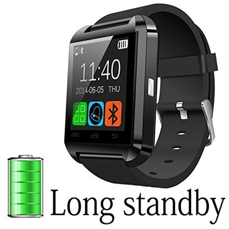 Smart Watch GT08 Clock Sync Notifier Support Sim Card Bluetooth Connectivity Apple iphone Android Phone Smartwatch Watch <br><br>Aliexpress