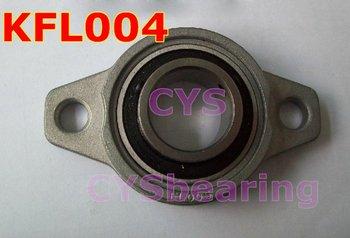 pillow block bearing housing 20mm  Zinc Alloy mounted bearings KFL004
