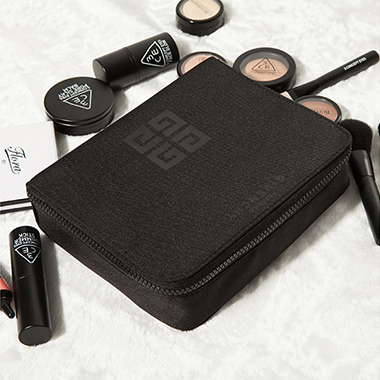New 2015 brand black Professional cosmetic case fashion Jewelry Box makeup bag with division Large capacity organizer storagebag(China (Mainland))