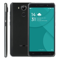 Original DOOGEE F7 Android 6.0 Deca Core MTK6797 4G LET RAM3GB ROM32GB 5.5 inch 13MP 1080P FHD Type-C Fingerprint Mobile Phone