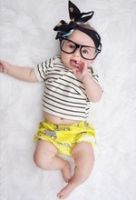 2015 New Arrival Baby boys girls clothes toddler suit baby rompers short sleeve newborn clothes jumpsuit infant clothing  (China (Mainland))