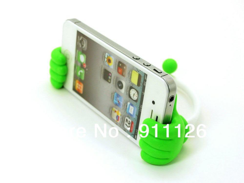Free shipping 3pcs/lot Unique Smartphone holder Cute