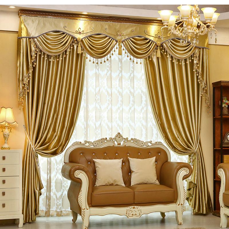Gold valance promotion shop for promotional gold valance for Salon egyptien