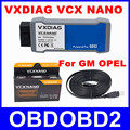 VXDIAG VCX NANO For G M Opel 2 IN 1 OBD2 Diagnostic Tool Programmer VXDIAG Newest