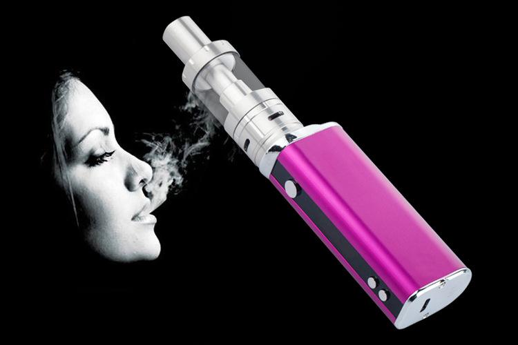 ถูก แฟชั่นOLEDบุหรี่อิเล็กทรอนิกส์8โวลต์/40วัตต์2200มิลลิแอมป์ชั่วโมงกล่องชุดสมัยVaporizerแบตเตอรี่ในบุหรี่อิเล็กทรอนิกส์Vaporizerมอระกู่