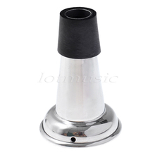 Trumpet Mute for Brasses  Instruments Aluminum high quality!!(China (Mainland))